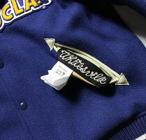 "No.WV14220WHITESVILLEホワイツビル30oz.WoolMeltonAwardJacket""UCLA"""