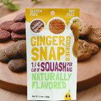 グルテンフリー&ナッツフリー シナモンジンジャークッキー 40gヒドゥンガーデン グルテンアレルギー、小麦粉アレルギー、グルテンフリーダイエット