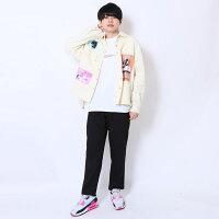 転写シートBIGジャケット【プリント韓国ファッション韓流ビッグゆったりメンズオーバーサイズユニセックスストリートバンドロックビッグシルエットビッグサイズ】