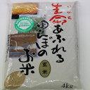 生命あふれる田んぼのお米 特別栽培 生命あふれる田んぼのお米(ひとめぼれ 玄米) 4k スカイ・フード