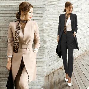 セットアップ リクルートスーツ 女性 スーツ ジャケット レディース パンツスーツ 2点セット 羽織 洗練 オフィス 通勤 ビジネスコート 職場 面接 20 30 40代