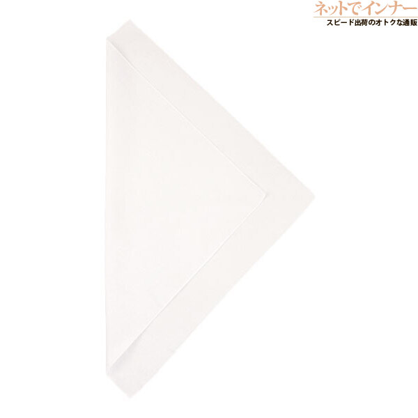 染色・染め用 白ハンカチ(綿ローン)50×50cm 年間 6120_6020