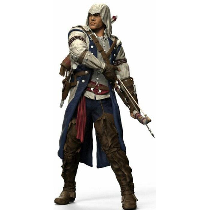 コレクション, フィギュア  McFarlane Toys Assassins Creed Connor Action Figure
