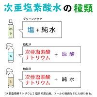 次亜塩素酸水グリーンアクア・イオ電解水除菌スプレーGreenAqua除菌消臭ペット消臭