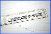 【ベンツ】W176Aクラス用2014yAMGトランクエンブレム/純正品