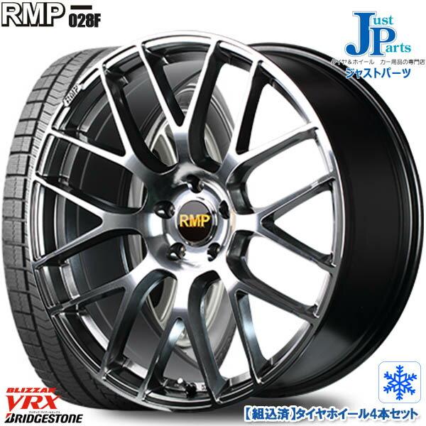 タイヤ・ホイールセット, スタッドレスタイヤ・ホイールセット 20192020 24550R18 100S VRXBRIDGESTONE BLIZZAK VRX 4 RMP 028F18 7.5J 5H120BMW X3 F25 X4 F26