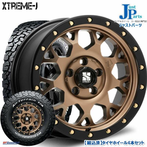 タイヤ・ホイール, サマータイヤ・ホイールセット 23570R16 104101S LRC RWLBF Goodrich All-Terrain TA KO2 4XTREME-J XJ0416 7.0J 5H114.3