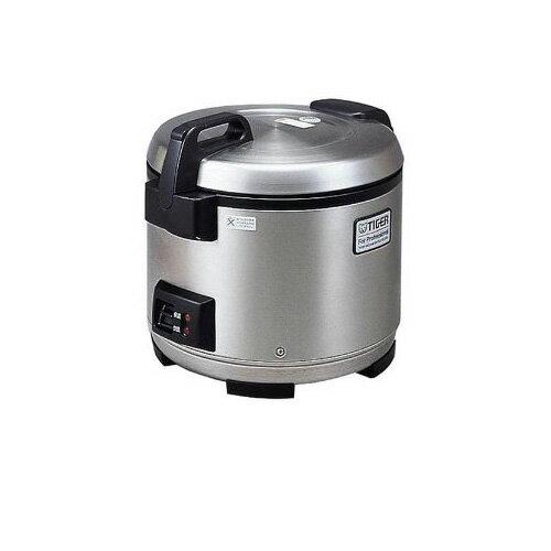 [JNO-A360-XS] タイガー 業務用厨房機器 業務用炊飯ジャー 炊きたて そのまま保温 2升炊き 100V 炊飯シートつき ステンレス