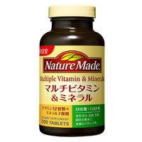 ネイチャーメイド マルチビタミン&ミネラル 200粒【定形外配送可】