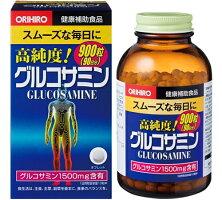 オリヒロ高純度グルコサミン粒徳用900粒入
