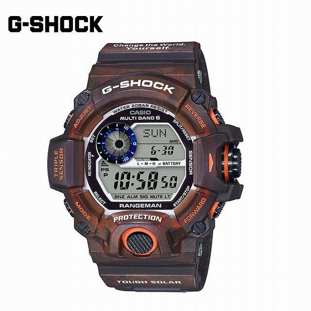 腕時計, メンズ腕時計 44 CASIO G-SHOCK G WILD LIFE PROMISING GW-9405KJ-5JR