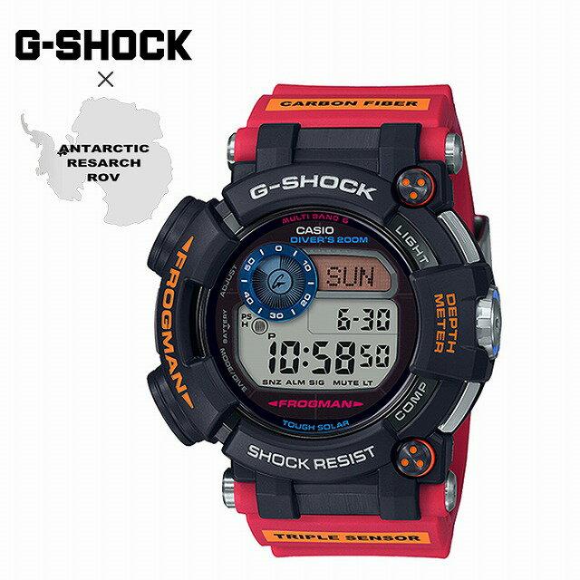 腕時計, メンズ腕時計  CASIO G-SHOCK G FROGMAN ROV GWF-D1000ARR-1JR