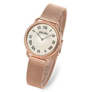 送料無料FolliFollieピンクゴールド時計ギフトラッピング20代30代彼女レディース誕生日記念日プレゼントあす楽フォリフォリフォリフォリ