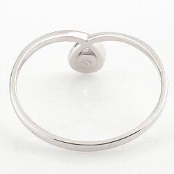指輪ダイヤモンドファランジリングミディリングプラチナPt900ピンキーリング一粒しずくモチーフ人気プレゼント【_包装】【_名入れ】