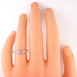 ダイヤモンドリングホワイトゴールドK10K10WG記念日結婚贈り物指輪diaringsale女性ゆびわプレゼントアクセサリー綺麗お洒落サプライズギフト豪華