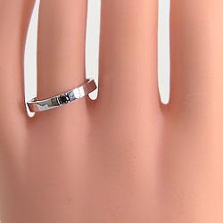 プラチナ900メンズリング ブラックダイヤモンド 一粒ダイヤ men'sアクセサリー Pt900 オシャレ ジュエリーアイ ギフト