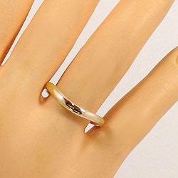 マリッジリング結婚指輪ペアリングイエローゴールドK10記念日ご婚約K10YGpairringギフト
