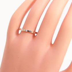 ダイヤモンドペアリングイエローゴールドK10婚約記念日マリッジリング天然ダイヤモンドK10YGpairringギフト【_包装】【_名入れ】