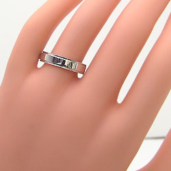 結婚指輪 シンプル ペアリング マリッジリング イエローゴールドK10 ホワイトゴールドK10 10金 2本セット 文字入れ 刻印 可能 婚約 結婚式 ブライダル ウエディング ギフト