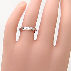 結婚指輪マリッジリングペアリングプラチナ900刻印シンプルデザイン2本セット文字入れ刻印可能婚約結婚式ブライダルウエディング記念日ギフト