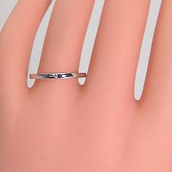 マリッジリング天然ダイヤモンド結婚指輪ペアリングジュエリーアイイエローゴールドK10ホワイトゴールドK10ギフト