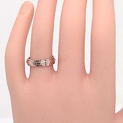 イエローゴールドK18マリッジリングペアリング結婚指輪K18YG指輪ベルトデザインアクセサリージュエリーショップ刻印文字入れ可能人気安い2本セットブライダルアクセサリーギフト