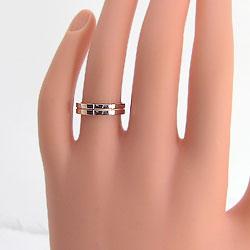 マリッジリングクロスペアリングK10PGK10WG結婚指輪ジュエリーブライダルアクセサリー結婚記念日誕生日贈り物ジュエリーアイアクセサリーショップギフト