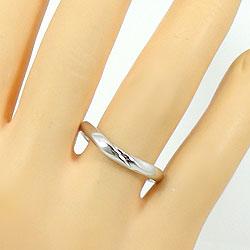 マリッジリングイエローゴールドK18ホワイトゴールドK18結婚記念日ペアリング天然ダイヤモンドK18YGK18WG人気pairringギフト