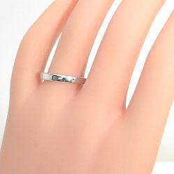結婚指輪 プラチナ ペア 平甲丸 マリッジリング 指輪 ペアリング プラチナ900 Pt900 2本セット 文字入れ 刻印 可能 婚約 結婚式 ブライダル ウエディング ギフト