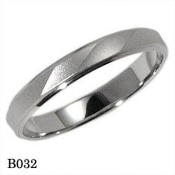 【割引クーポンが使える】 結婚指輪 プラチナ900 マリッジリング エトワ B032 【ポイント2倍 刻印無料 送料無料】
