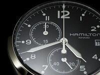 ハミルトンは安心の正規販売店でHAMILTONカーキパイロットパイオニア42mmブラックSSブレス【正規輸入品】