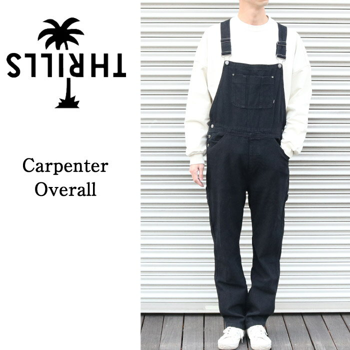 メンズファッション, オーバーオール 40OFFTHRILLS Carpenter Overall LotTDP-904B SALE