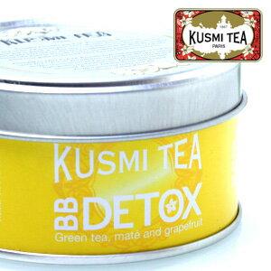 クスミティー BBデトックス★マテ茶をベースに、中国緑茶とルイボス茶をブレンド。グレープフル...