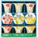 ダンケ 凍らせて食べるアイスデザート 9号 9個入り<IDB-20> (プレゼント/ギフト/GIFT)のし 包装 ラッピング メッセージカード 無料