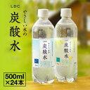 【選べる24本】炭酸水 500ml 24本 プレーン ・ レ...