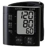 血圧計, 手首式血圧計  ()CH-657F-BK