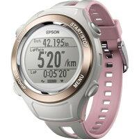 90e0604a52 [エプソンリスタブルジーピーエス]EPSONWristable腕時計GPS機能ランニングSF-