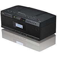 オーディオ, ラジカセ  BluetoothSDUSBCDTOSHIBA Aurex TY-AH1(K)