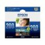 送料無料!EPSON 写真用紙[光沢] KG 200枚 KKG200PSKR