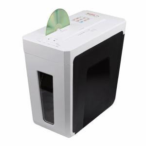 [あす楽 送料無料 即納]KITS KPS-21WB マイクロカットシュレッダー FOUSEC ホワイト/ブラック