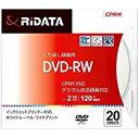 送料無料!アールアイ 録画用 DVD-RW 1-2倍速 4....