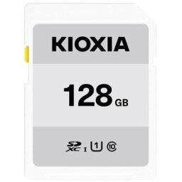 KIOXIA KSDER45N128G SDカード EXERIA BASIC 128GB
