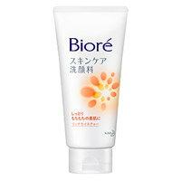 【花王】【Biore】ビオレ スキンケア洗顔料 リッチモイスチャー 130g【高保湿】【新・洗浄技術】