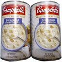 【Campbell's】キャンベル クラムチャウダー 1.4kg×2缶【大容量】【コストコ】【…