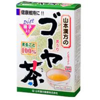 【山本漢方】ゴーヤ100% 3g×16包【ニガウリ】【健康茶】