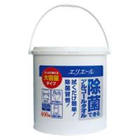 【楽天市場】【エリエール】除菌できるアルコールタオル大 ...