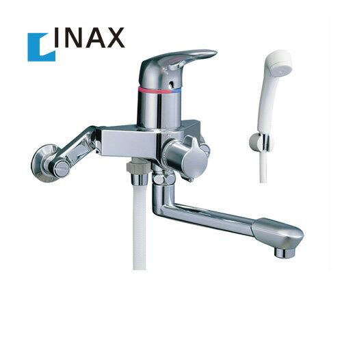 BF-7135S INAXイナックス浴室水栓シャワー水栓サーモスタットシャワー金具シングルレバー壁付タイプスプレーシャワー吐水