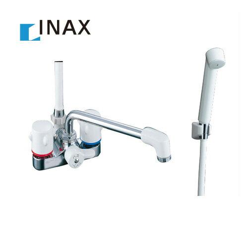 カード払いOK![BF-M606] INAX イナックス LIXIL リクシル 2ハンドルシャワーバス水栓...