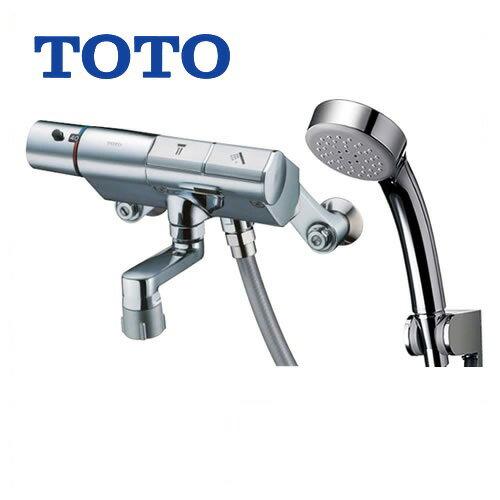 TMN40STE3 TOTO浴室水栓シャワー水栓タッチスイッチ水栓サーモスタットシャワー金具(壁付きタイプ)シャワーヘッド:エ