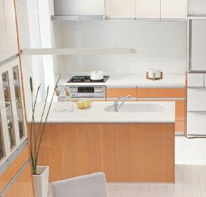 Panasonic(パナソニック電工)キッチンリビングステーションS-classI型壁付けプラン間口182.5/257cm